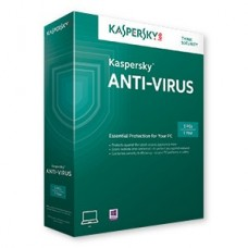 Антивирусна програма Kaspersky Anti-Virus 2017, 10PC, 1Y